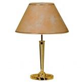 Lampa stolní 14124, mosaz, bez stínidla