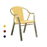 Hliníková židle Edge PE