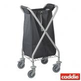 Vozík na sběr prádla Caddie X, skládací