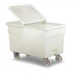Vozík na přepravu potravin Caddie Bactainer, 360 l