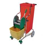 Úklidový vozík Ekomop 80