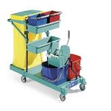 Úklidový vozík TTS Green 30
