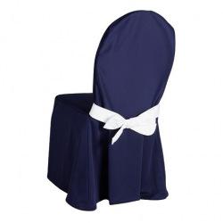 Návlek na židle OPERA, modrá