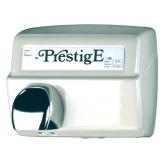 Osoušeč rukou Prestige SP-88 A, fotobuňka, litina, bílý