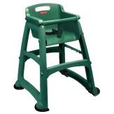 Dětská sedačka Sturdy Chair, zelená