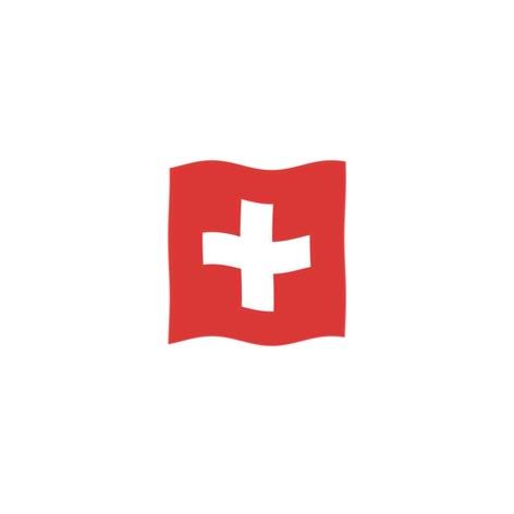 Vlajka Švýcarsko, 60x90 cm