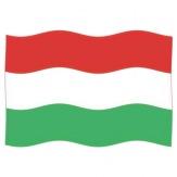 Vlajka Maďarsko, 100x150 cm