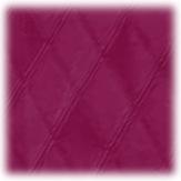 Ubrousek damašek žakárový Diamond, 40x40, vínový