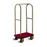 Bagážový vozík City 40, mosaz