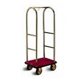 Bagážový vozík City Small 40, mosaz
