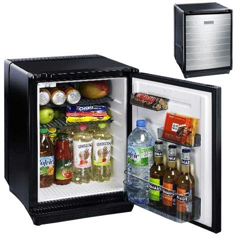 minibar dometic silencio ds400 aluminium absorption system 37 50 l. Black Bedroom Furniture Sets. Home Design Ideas