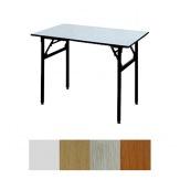 VÝPRODEJ Banketní stůl skládací WJBT-011-2, 120x45 cm