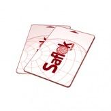 Magnetická karta Saflok HiCo (KABA)