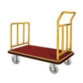 Bagážový vozík XL-6-TG, pozlacený