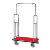 Bagážový vozík XL-12-SS, nerez
