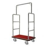 Bagážový vozík XL-5-SS, nerez