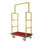 Bagážový vozík XL-5-TG, pozlacený