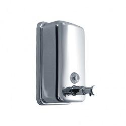 Dávkovač tekutého mýdla DM500, lesklá nerez