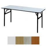 Banketní stůl skládací WJBT-011-2, 180x45 cm