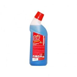WC čistič Star Winterfresh, gelový, láhev, 0,75 l