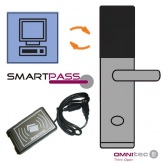 Systém Gaudi SmartPass/GestHotel + RFID kodér