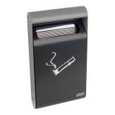 Nástěnný popelník 899502, šedý