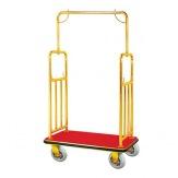 Bagážový vozík XL-12-TG, pozlacený