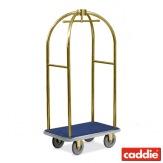 Bagážový vozík Caddie Transbag Smart BR M, mosaz