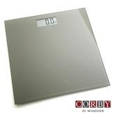 Digitální osobní váha Corby Hemsley, stříbrná
