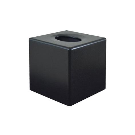 9cb4aad8a Zásobník na papírové kapesníčky Kleenex box Devon Cube Black, stolní, černý
