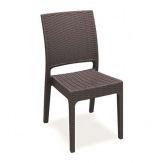 Ratanová židle Florida (Indiana) 605493, barva hnědá