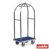 Bagážový vozík Caddie Transbag Smart CR M, chrom