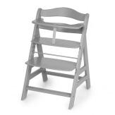 Dětská sedačka Alpha, šedá