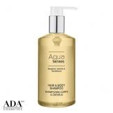 Aqua Senses vlasový a tělový šampon, 300 ml