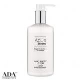 Aqua Senses tělové mléko, 300 ml