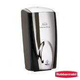 Bezdotykový dávkovač mýdla Rubbermaid AutoFoam, chrom/černá