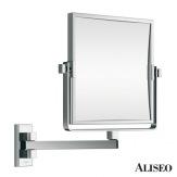Kosmetické zrcátko Aliseo Cosmo Cubic 5, 20x20 cm