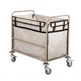 Vozík na sběr špinavého prádla YKC 131