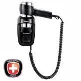 NOVINKA! Fén Valera Action PROTECT 1600 Shaver, černý/chrom