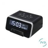 Digitální budík Power Clock s nabíjecími porty USB