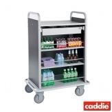Minibarový vozík Caddie Ibiza Bar M