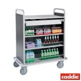 Minibarový vozík Caddie Ibiza Bar L