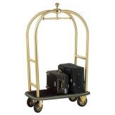 Bagážový vozík Caddie Transbag One BR, mosaz
